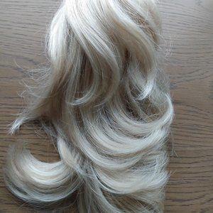 Claw-Clip On Pony Tail-Hair Piece